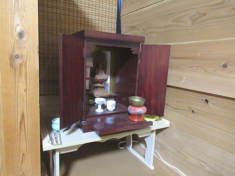仏壇のお焚き上げ供養