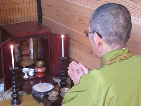 仏壇のお引き取り